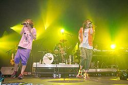 Puffy AmiYumi 20090704 Japan Expo 57.jpg