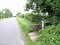 Pump Near Moortown and Crollege - geograph.org.uk - 506681.jpg