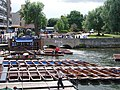 Punts and peeps on the Cam - geograph.org.uk - 877799.jpg