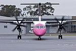 QantasLink (VH-QOH) Bombardier DHC-8-402Q taxiing at Wagga Wagga Airport.jpg