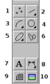 Qcad drawing toolbar.png
