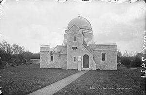 Crawford Observatory - Crawford Observatory in the 1880s