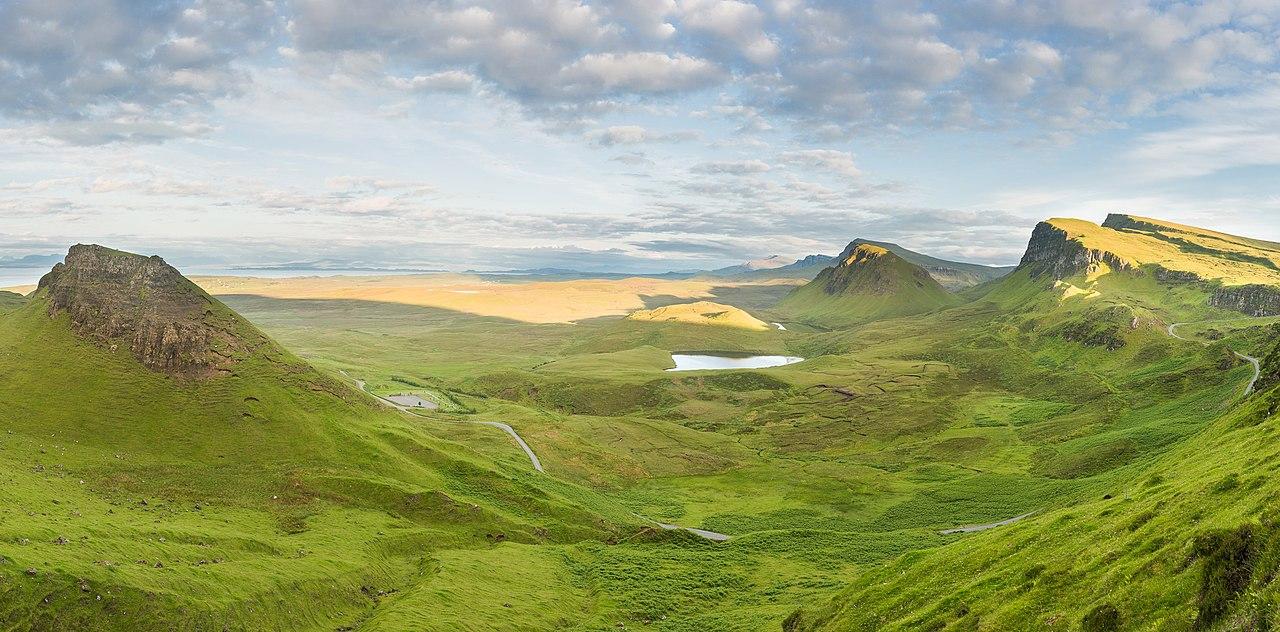 fichier quiraing  isle of skye  scotland