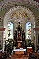 Rábapordány, római katolikus templom belső tere 2021 01.jpg