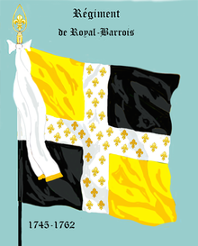 Image illustrative de l'article Régiment Royal-Barrois