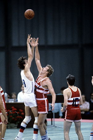 Basketball at the 1980 Summer Olympics