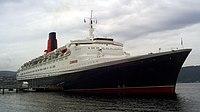 Queen Elizabeth Båt Stockholm