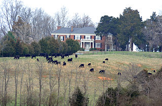 Rokeby (King George, Virginia) building in Virginia, United States