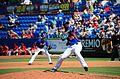 Rafael Montero, New York Mets, March 7, 2014 (13023329025).jpg