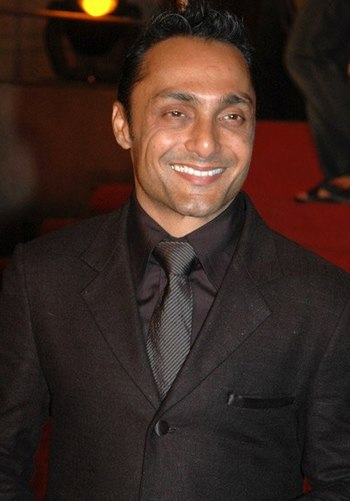English: Rahul Bose at the premiere for Tahaan.