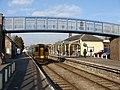 Railway station and footbridge, Llandrindod Wells - geograph.org.uk - 1749461.jpg