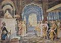 Raja Shivaji at Aurangzeb's Darbar- M V Dhurandhar.jpg