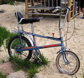 Raleigh Chopper Mk2 Blue 2012 IMG2123.JPG