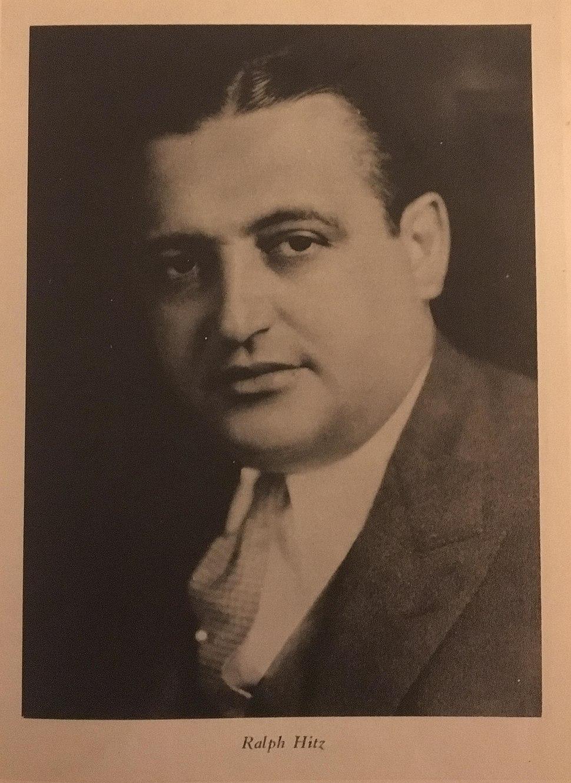 Ralph Hitz 1936