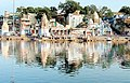 Ram Ghat and Kshipra river , Ujjain - panoramio.jpg