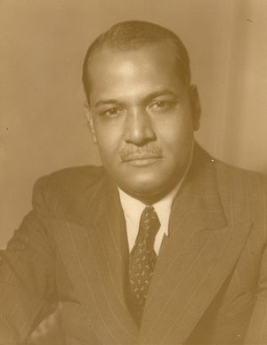 Ramnath Goenka - Ramnath Goenka in 1942