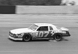 Randy LaJoie - LaJoie's 1986 Winston Cup car