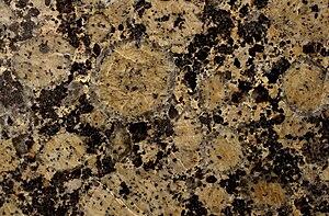 Rapakivi granite - Rapakivi type wiborgite
