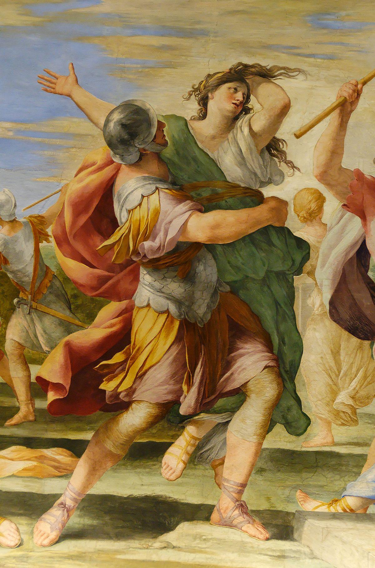 Giovanni Francesco Romanelli Wikip 233 Dia