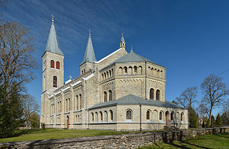 Rapla - Image: Rapla kirik 1