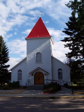 RCMP Academy, Depot Division - RCMP Chapel