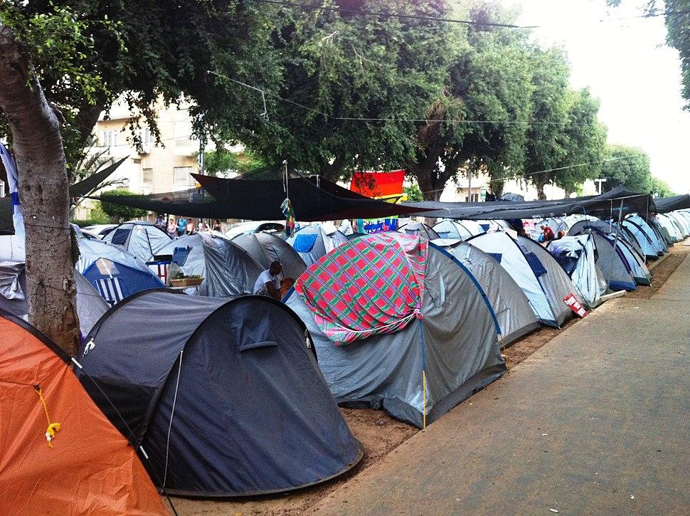 Real Estate Protest in Tel Aviv 25.7.2011 1