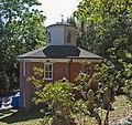 Rear - Carriage House - Oak Hill Cemetery - 2013-09-04.jpg
