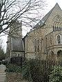 Rear of St John the Evangelist, Eton - geograph.org.uk - 1174537.jpg