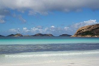 Lucky Bay - Image: Recherchearchipelago 2