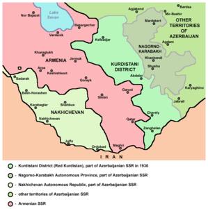History of Artsakh Wikipedia