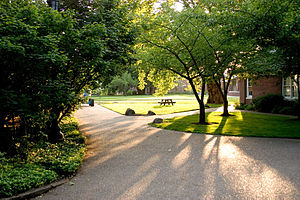 Reed College - The Reed College campus