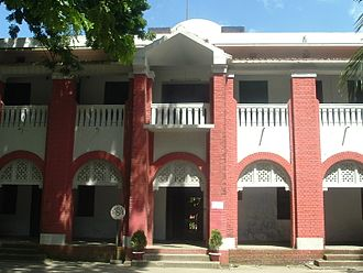 Bangladesh University of Engineering and Technology - Registrar Building established in 1930