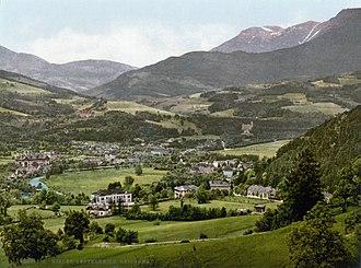 Reichenau an der Rax - Reichenau about 1900