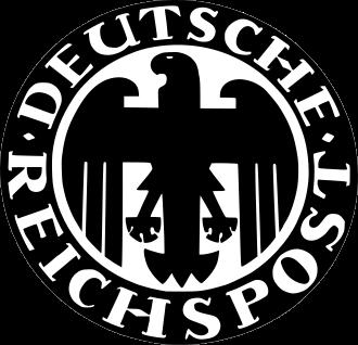 Reichspost - Deutsche Reichspost logo, 1925