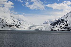 Reid Glacier - Reid Glacier