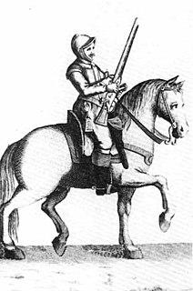 Harquebusier historical profession