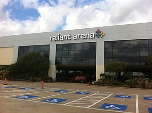 NRG Arena - Image: Reliant Arena