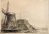 Rembrandt - The windmill - Google Art Project.jpg