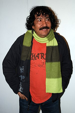 Vladimir Cora - Vladimir Cora at the Salón de la Plastica Mexicana