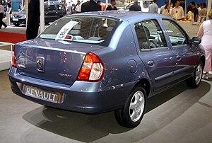 Renault Symbol - 2007 Renault Symbol