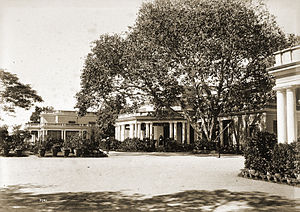 President of India - Image: Residency House Bolarum