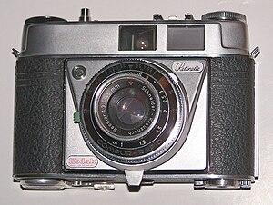 Kodak Retinette - Image: Retinette model 030 (1958)