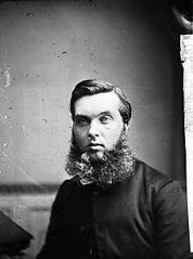 Revd David Rowlands (Dewi Mon, 1836-1907)