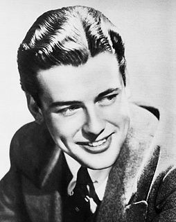 Richard Greene English film and television actor