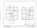 Richardson-Maxwell-Owen-Thomas House, 124 Abercorn Street, Savannah, Chatham County, GA HABS GA,26-SAV,7- (sheet 5 of 8).png