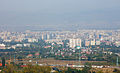 Ride with Simeonovo Cablecar to Aleko, view to Sofia 2012 PD 015.jpg