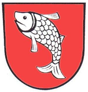 Riedhausen - Image: Riedhausen Wappen