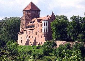 Rieneck Castle - Rieneck Castle