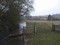River Churn near Baunton - geograph.org.uk - 696881.jpg