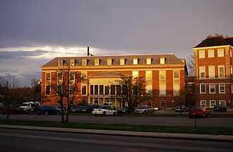 Tennessee Technological University - Roaden University Center.